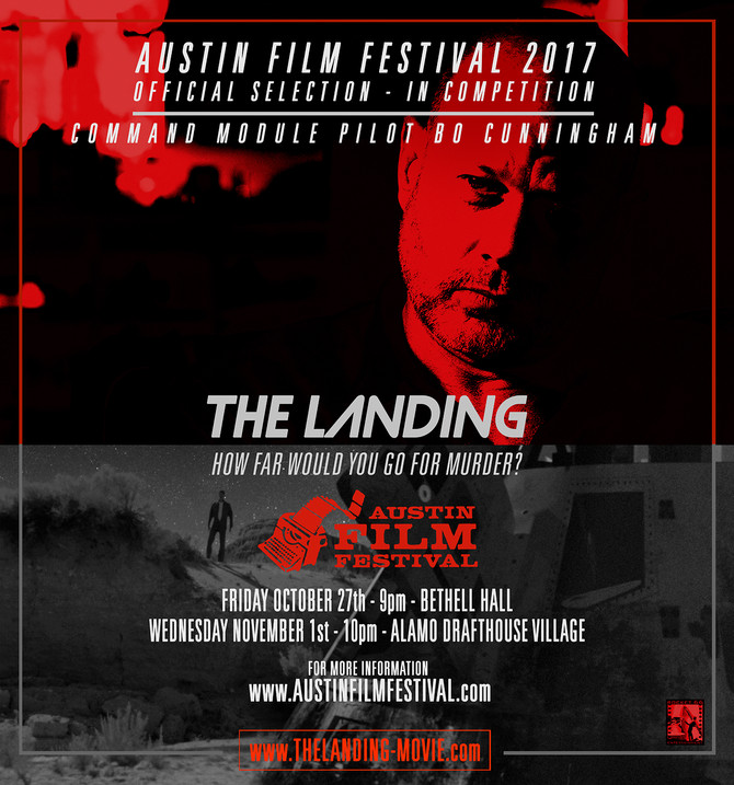 THE LANDING at the Austin Film Festival