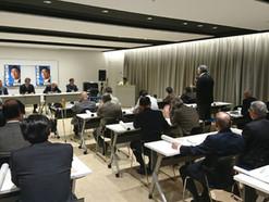 党員向け意見交換会を開催 地域課題を活発に議論