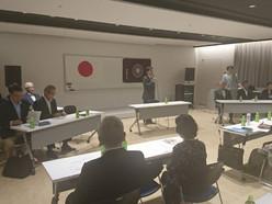 平成30年定期総会を開催 「統一選へ一致結束」