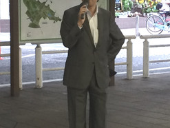 平成28年定期総会と街頭キャンペーンを実施