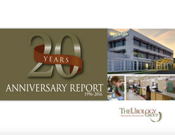 The Urology Group Anniversary Report