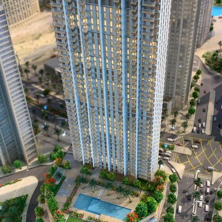 Burj Crown: nuovo progetto immobiliare di EMAAR