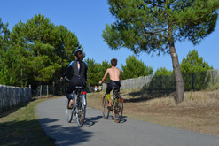 30 km Pistes cyclables