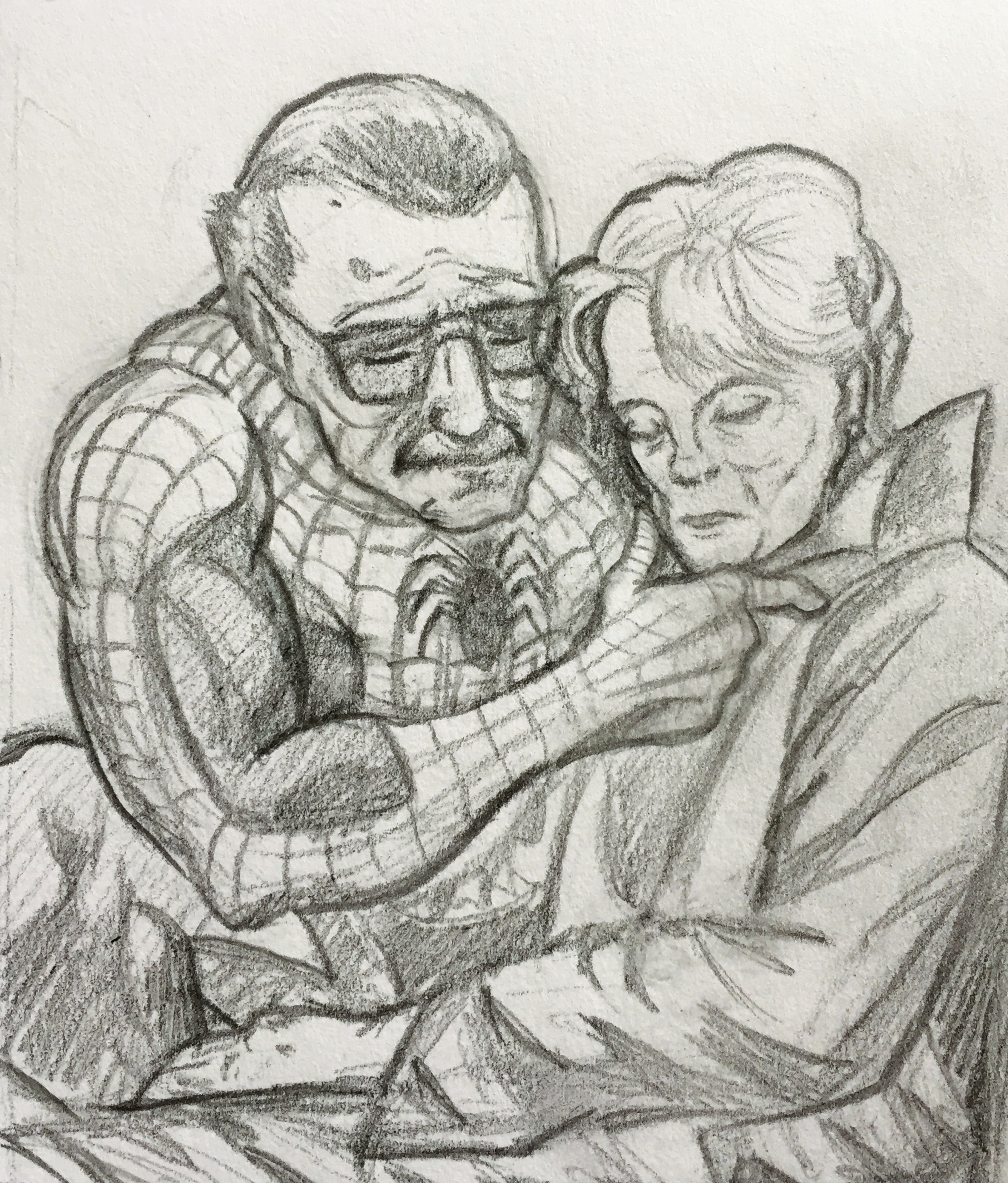 Stan Lee's Wife