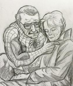 Stan Lee's Wife
