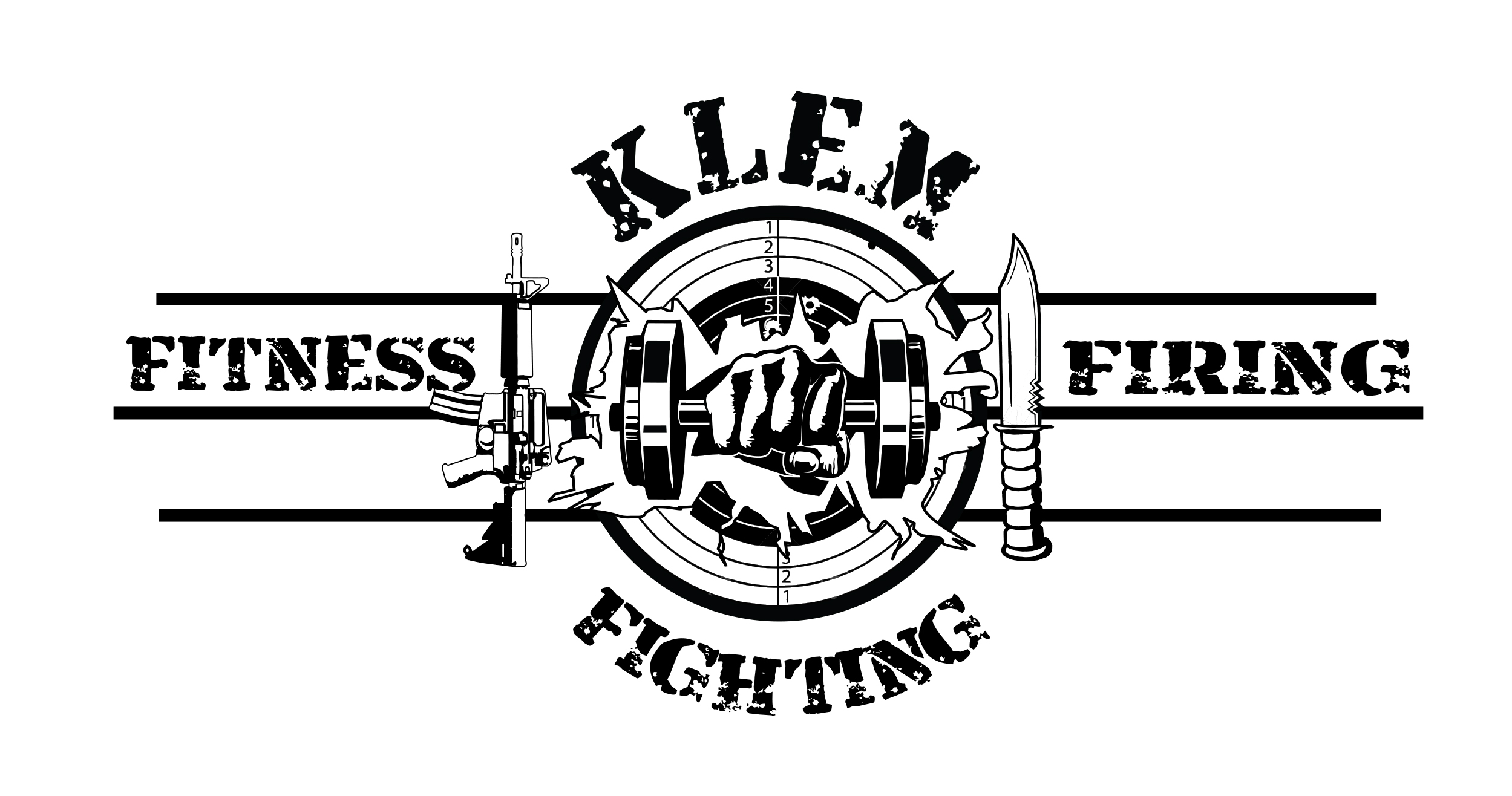 US Marines Klem Fitness T-Shirt