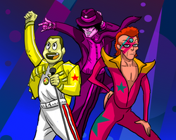 Pop Musicians / Steven Universe