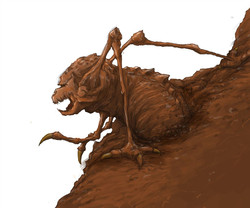 Canyon Monster