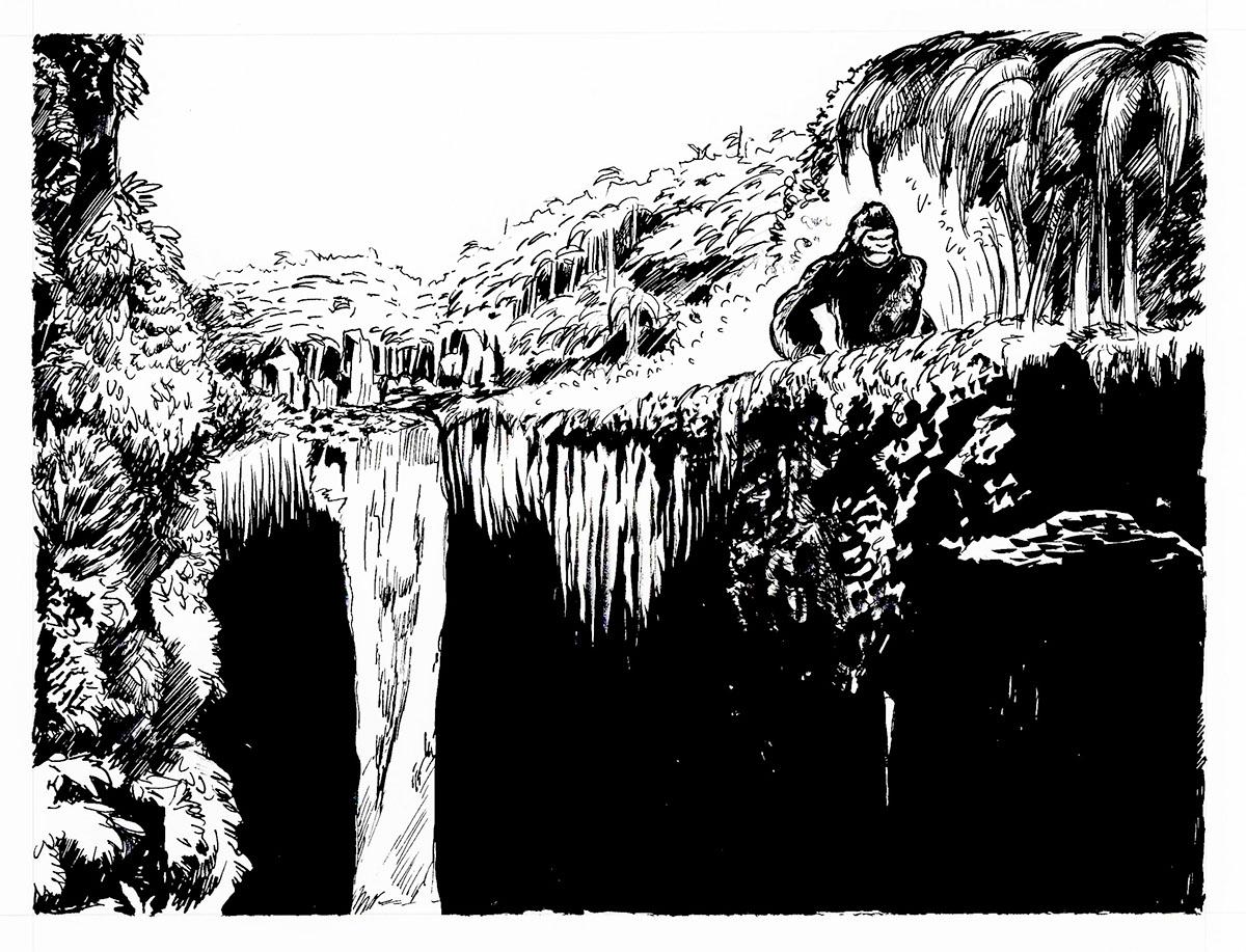 Gorilla Jungle