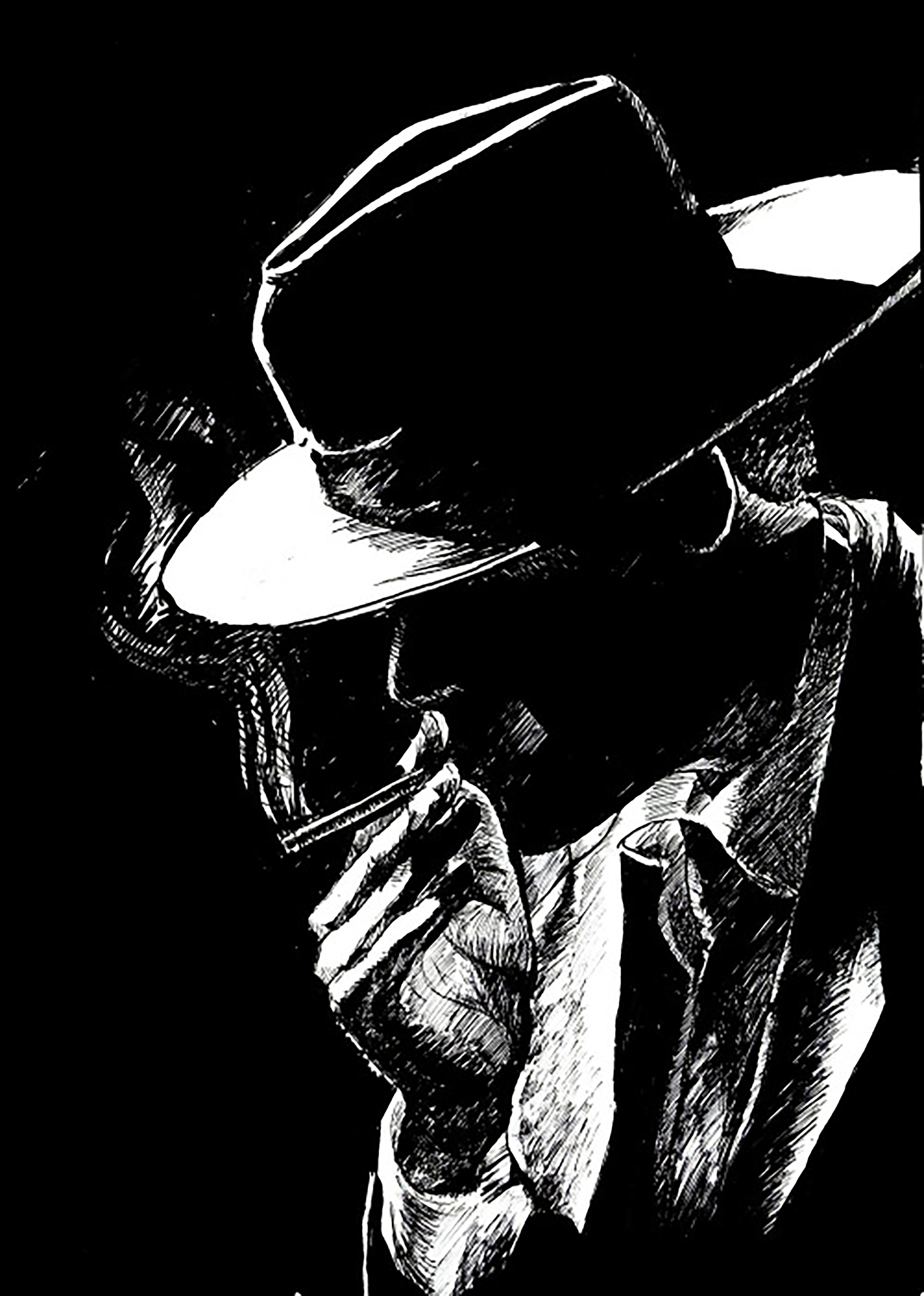 Detective in Shadows