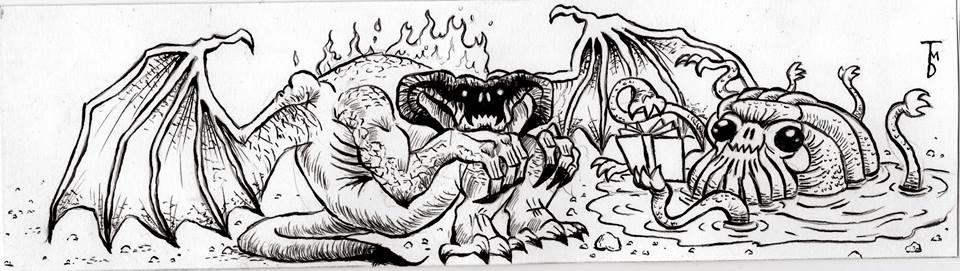Moria Monsters