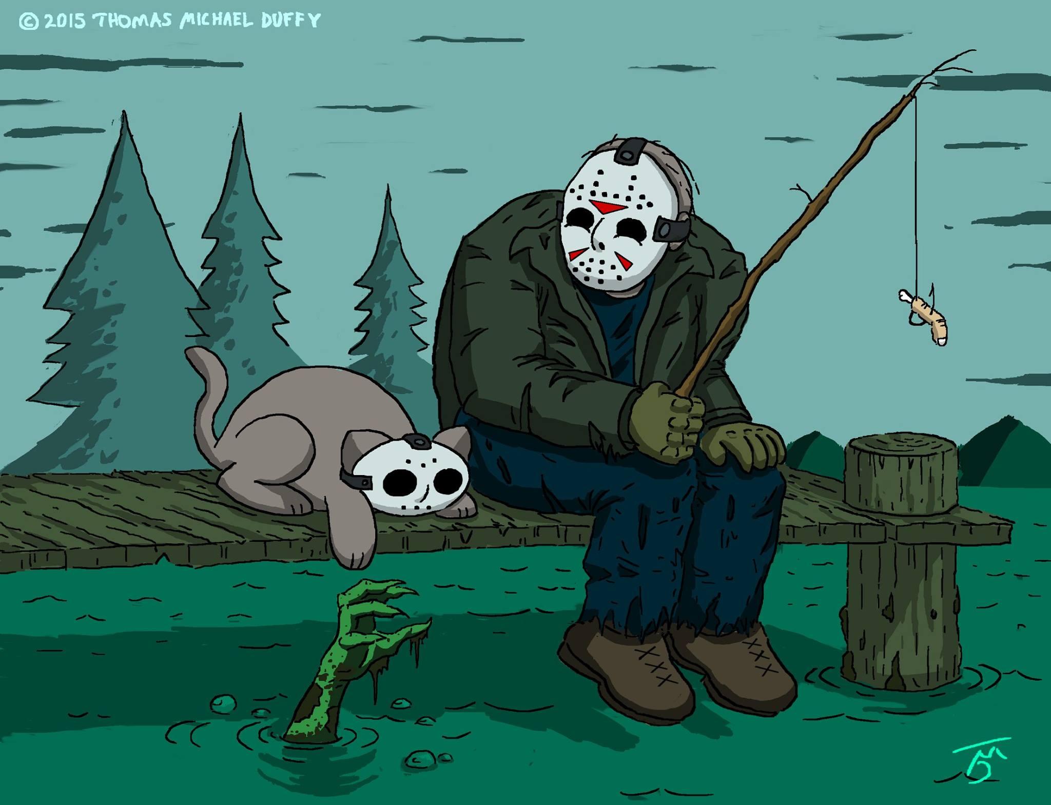Jason's Cat/ Halloween Collection