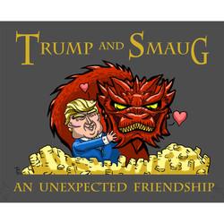 Trump and Smaug