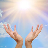 The Awesome Sun and its Natural Healing
