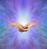 Sacred Purple Ray Healing Energy - femal