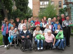 campers in Ukraine, Igor
