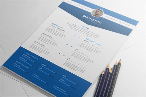Professional Résumé Package