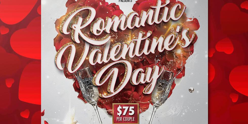 Soulé Cafe Romantic Valentine's Day