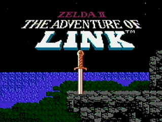 """New Track! """"Adventure of Link"""""""