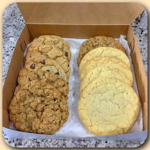 Variety homestyle cookies