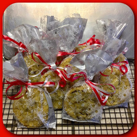 Packaged chocolate chip cookies