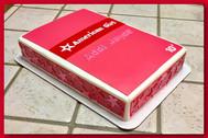 American Girl sheet cake