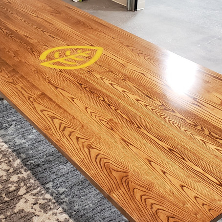 Is your cleaner damaging your hardwood table?