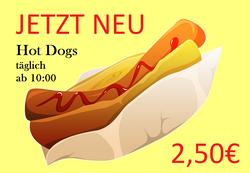 Hot Dog NEU