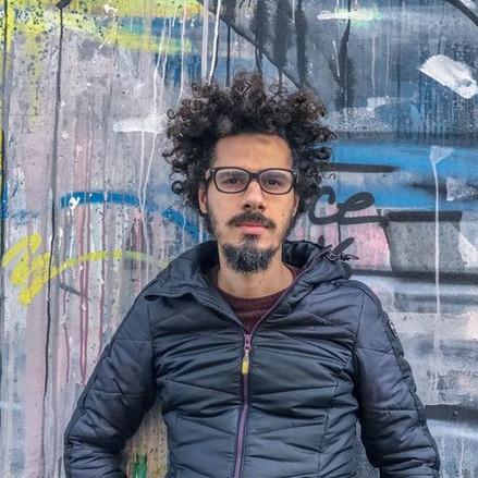 """Sérgio Rodrigo """"J'essaye d'approcher la musique par la relation entre le corps, le geste et le son."""""""