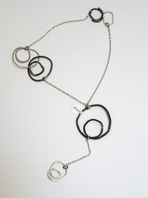 Espiral necklace by Mariana