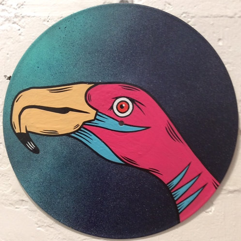 Flamingoes vinyl
