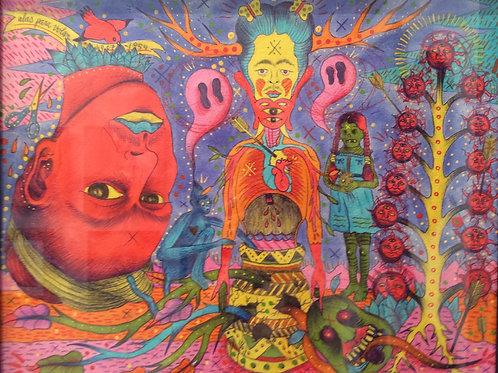 """""""Frida Mind Garden"""""""