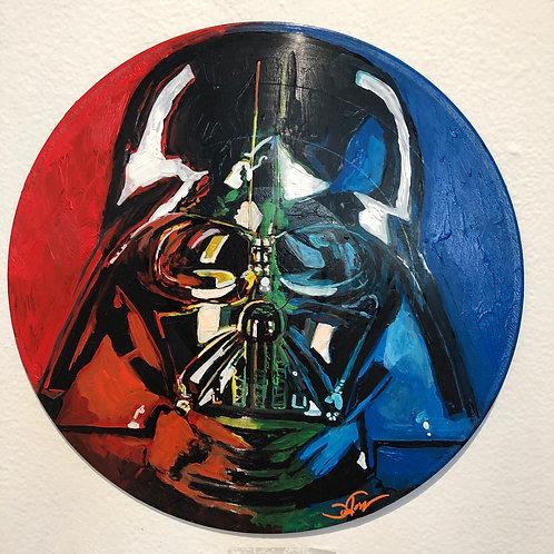 Rainbow Vader