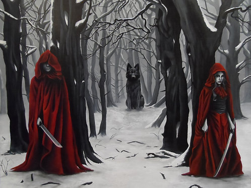 Monty Guy - Red Riding Hoods
