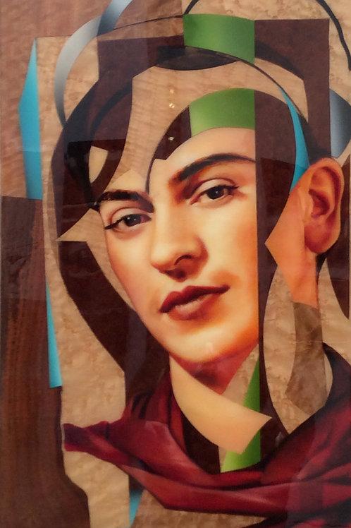 """""""Kahlo"""" - SOLD"""