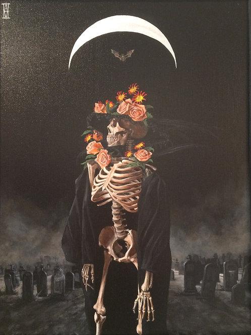 """""""Sueno de una Noche en el Cementerio"""""""