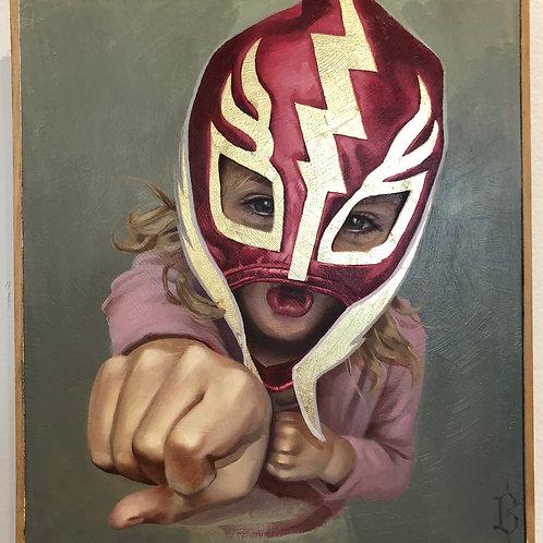 La Luchadora