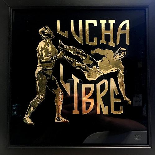 """""""Luchador de Oro"""""""