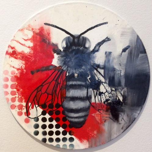 Bee Polka - SOLD