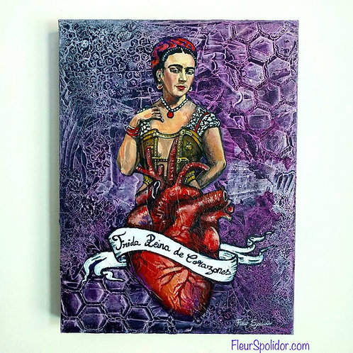Frida, Reina de Corazones