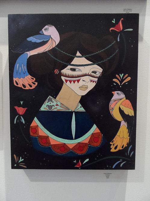 Felicia Galbadon - El Pajaro