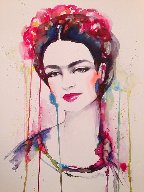 """Frida"" - SOLD"