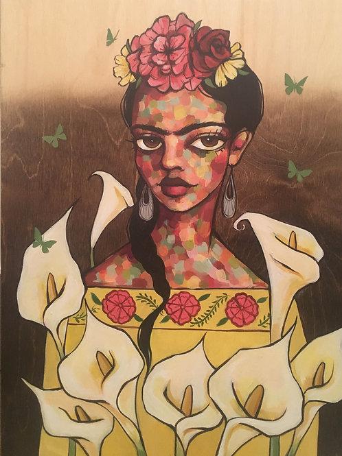"""Dreaming of Frida"""