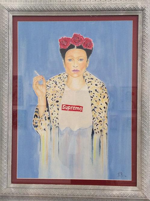 """La Frida""- SOLD"