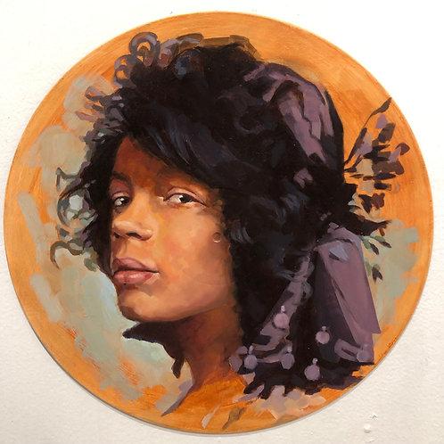 On Her Shoulders, Aida Overton Walker