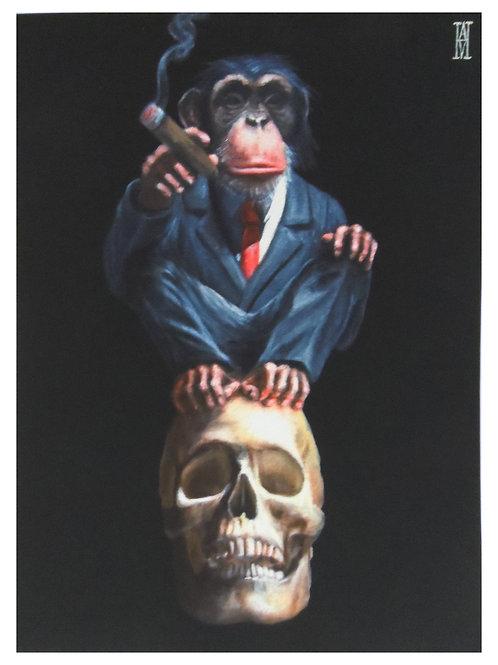 Aelc Huxley print