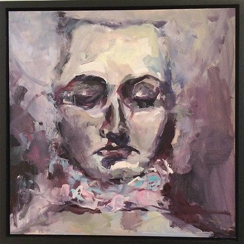 """Marie Antoinette Death Mask"""