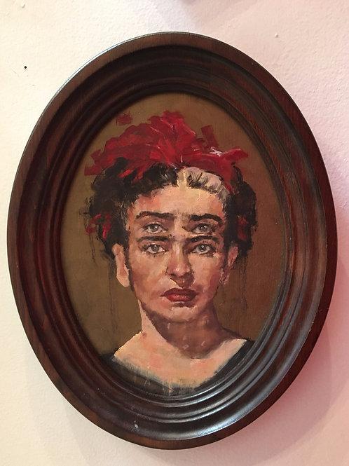 Las Dos Miradas de Frida