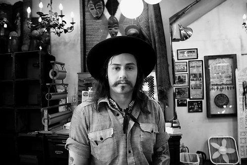 Cowboy, Austin Texas.