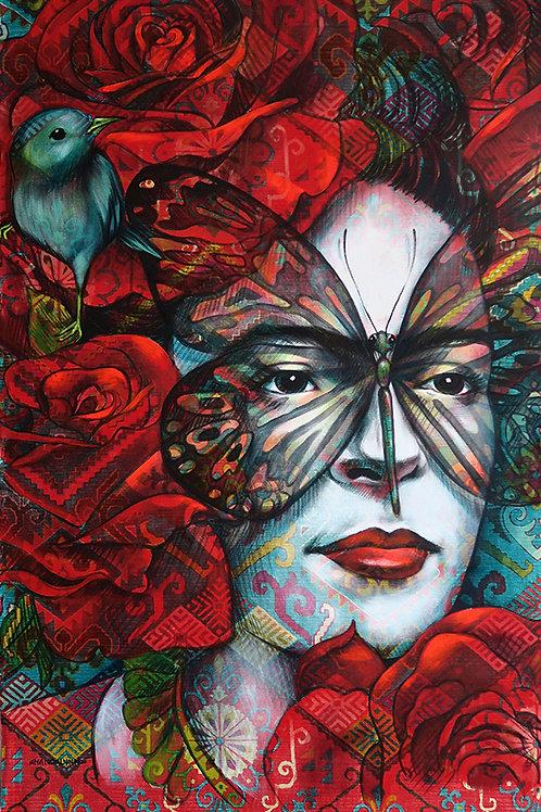 Flight of Frida